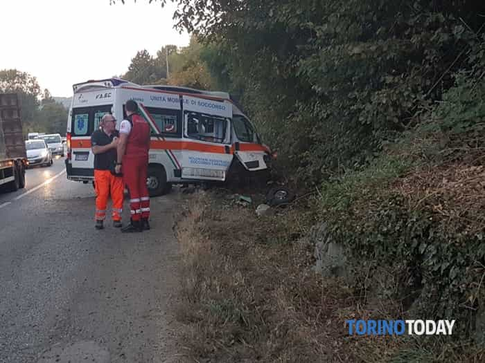 Ambulanza Strambinello