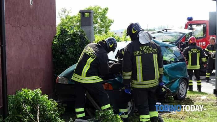 incidente provinciale 222 Ozegna (1)