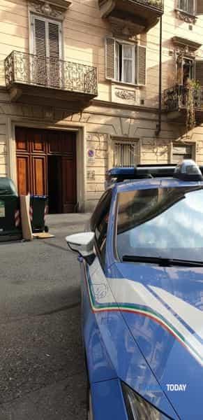 Torino tentato omicidio via Gropello 14 10 19 1