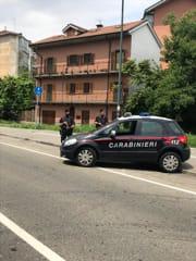 Torino rapinatore monumentale Aurora Barriera arresti 4 6 19 1-2