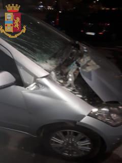 Torino Mercedes bomba carta Sagra San Michele-2