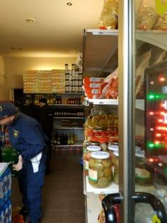 Via Scarlatti lottery sequestro bar alimentari 14 5 19 1-2
